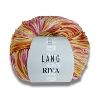 Riva Cotton Blend Yarn by Lang