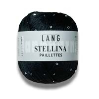 Stellina Paillettes by Lang-Silk with Sequins
