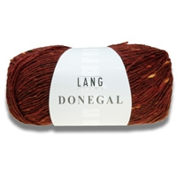 Donegal Wool Tweed by Lang
