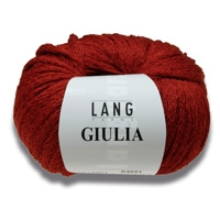 Giulia yarn from Lang