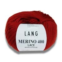 Merino 400 Lace yarn by Lang