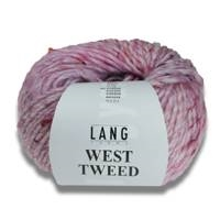 West Tweed Wool Blend Yarn by Lang